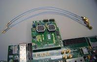 GF1 KC705 KINTEX-7 XC7V325 10Gbps Bullseye Cable