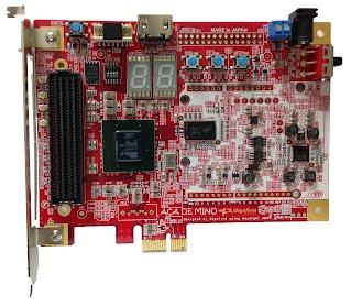 Arduino FPGA SHIELDボードArtix-7 ACADEMINO