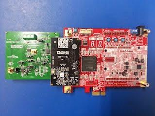 SDP FMC DAC ARDUINO FPGA SHILED ARTIX-7